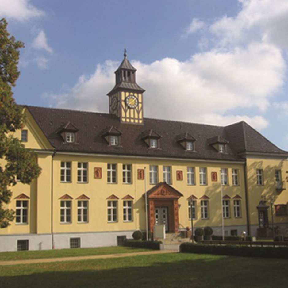 Rathausgebäude Velten